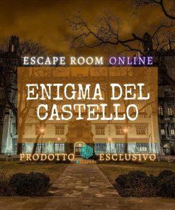 Enigma del Castello - Escapers - Escape Room Virtuale Online