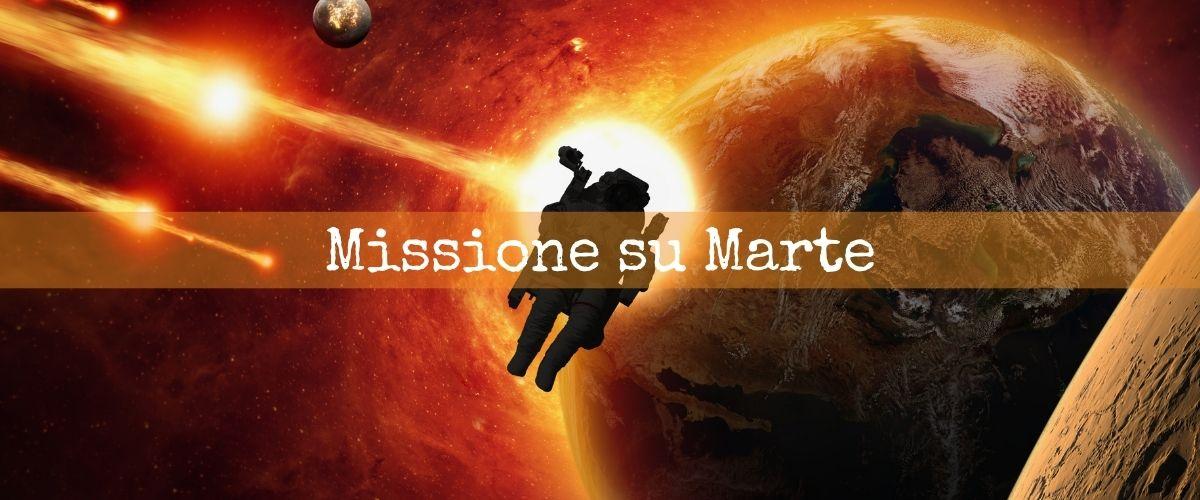 Missione su Marte - Escape Room Virtuale
