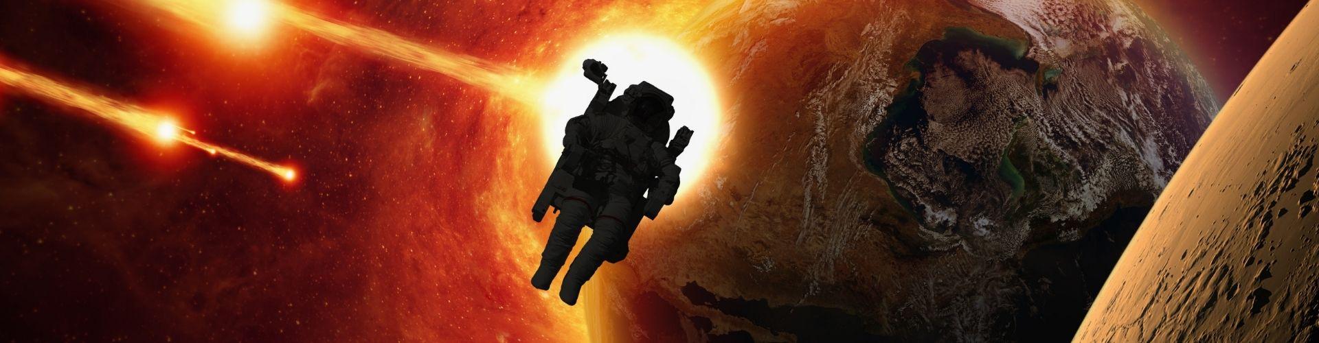 Missione su Marte - Escape Room Virtuale - Copertina