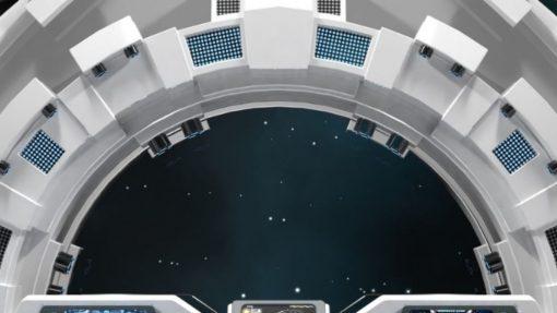 Missione su Marte - Escape Room Virtuale Online - Immagini di gioco - Oblo
